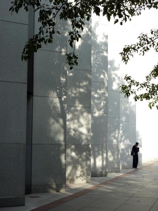 Aon Building Shadows