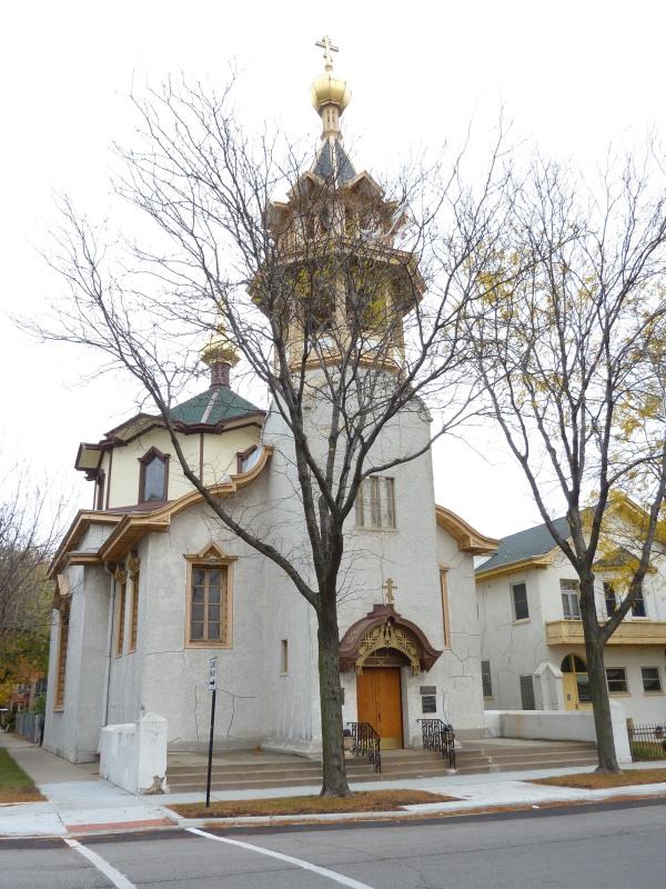 Holy Trinity Orthodox Church, Chicago