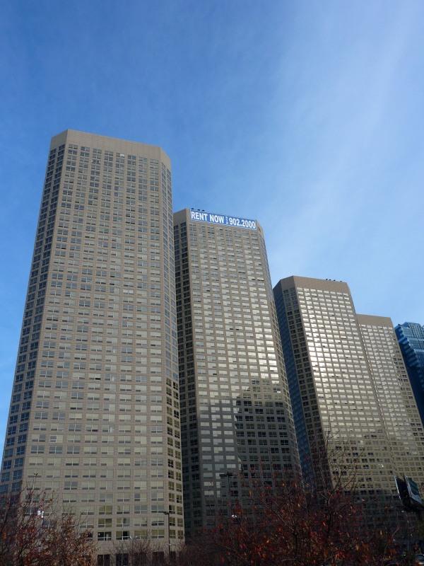 Pedestrian Towers